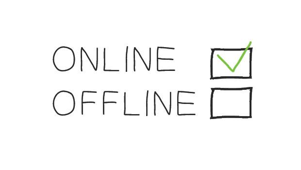 Online/Offline