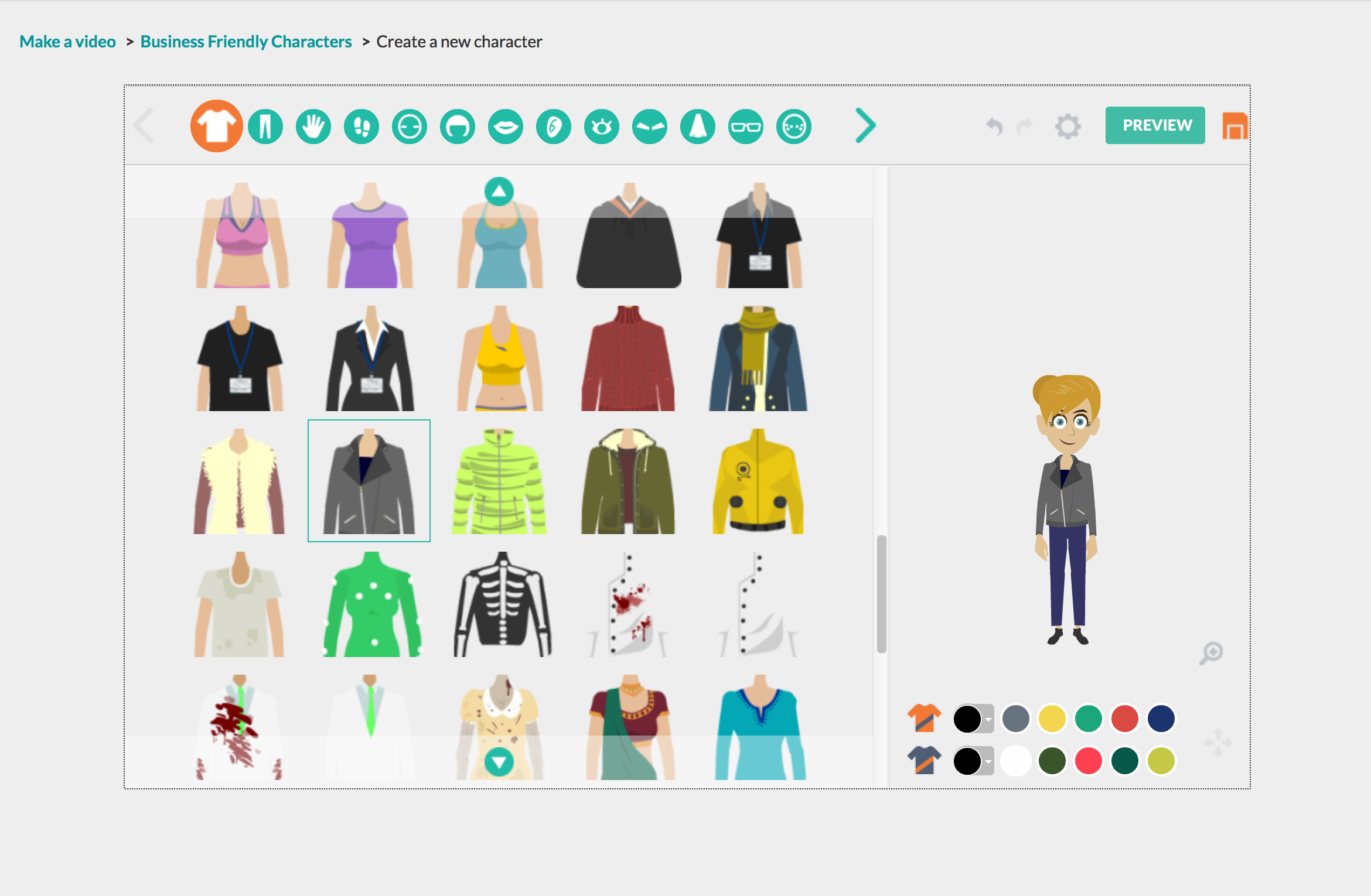 GoAnimate, a platform for creating online animated videos