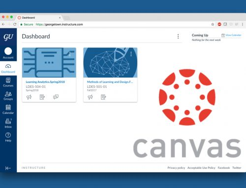 Canvas Spring Cleaning: Tidying Up the Dashboard